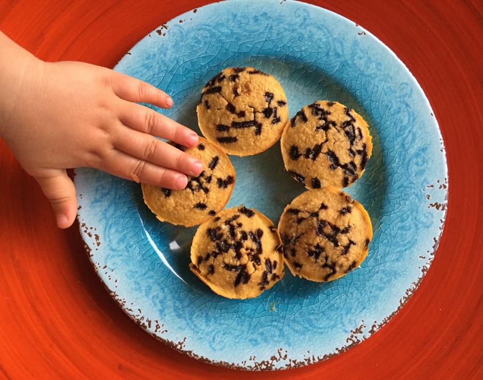 Quequitos de zapallo: una colación diferente – Nutrición y